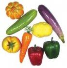 Игровой набор ТИЛИБОМ Овощи, 8 предметов (Т80316)
