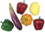 Игровой набор ТИЛИБОМ Овощи, 6 предметов (Т80313)