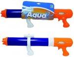 Игрушечное оружие 1toy Аквамания: водяной бластер помповый, 50 см (Т59466)