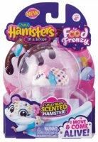 Интерактивная игрушка 1toy Хома Дома: хомячок с ароматом мармелада (Т16274)