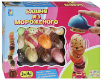Настольная игра 1toy Игродром: Башня из мороженого (Т13549)