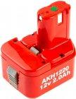 Аккумулятор Hammer Premium AKH1220 12V 2.0Ah для Hitachi (217-007)