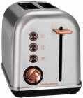 Тостер MORPHY RICHARDS Accents Rose Gold Brushed 2 Slice (222017)