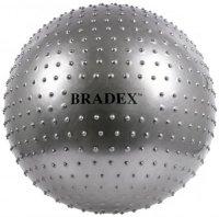 """Мяч для фитнеса Bradex SF 0353 """"Фитбол-65 Плюс"""", массажный"""