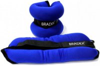 "Утяжелители Bradex SF 0014 ""Геракл"", 2х0,5 кг"