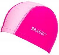 Шапочка для плавания Bradex SF 0361 розовая