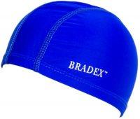 Шапочка для плавания Bradex SF 0325 синяя