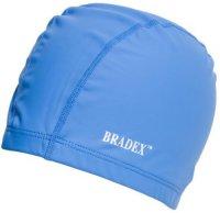 Шапочка для плавания Bradex SF 0367 синяя