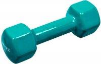 Гантель Bradex SF 0536 обрезиненная, 3 кг, голубая