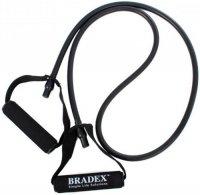 Эспандер Bradex SF 0235 с ручками, до 13,5 кг, черный