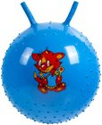 Детский массажный гимнастический мяч Bradex DE 0540 синий