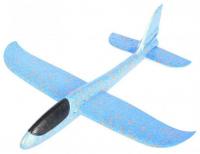 фигурка minecraft ender dragon размах крыльев 52 см Планер Bradex DE 0431 большой, размах крыльев 48 см, синий