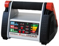 Автомобильное зарядное устройство Quattro Elementi i-Charge20 (771-169)
