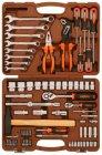 Набор ручного инструмента Ombra OMT77S, 77 предметов (55436)