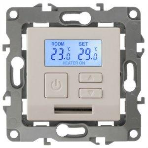 Терморегулятор 12-4111-02 (Б0031272) - купить розетку и выключатель от Эра в интернет-магазине Эльдорадо, цены в Москве