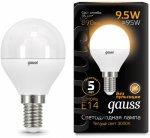 Светодиодная лампа Gauss 105101110
