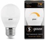 Светодиодная лампа Gauss 105102107-D