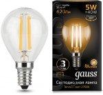 Светодиодная лампа Gauss 105801105