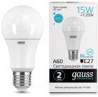 Светодиодная лампа Gauss LED Elementary 23225