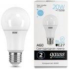 Светодиодная лампа Gauss LED Elementary 23239