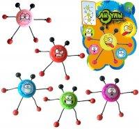 Детский игровой набор 1toy Т10779 Мелкие пакости Лизуны забавные эмоции