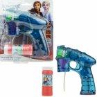 Пистолет для мыльных пузырей Disney Холодное сердце, прозрачный (Т17307)
