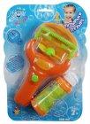 Детский игровой набор 1toy Т15043 Мы-шарики! для пускания мыльных пузырей