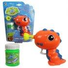 Детский игровой набор 1toy Т15019 Мы-шарики! Пистолет с мыльными пузырями