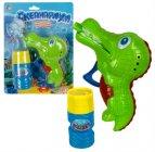 Детский игровой набор 1toy Т11551 Океанариум, пистолет для мыльных пузырей