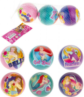 lalaloopsy tinies 539827 лалалупси малютки уп ка из 3 шт русалочка пират рыбка Набор мячей Disney Принцессы: Рапунцель/Русалочка/Бэль, 3 шт (Т17371)
