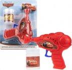 Пистолет для мыльных пузырей Disney Тачки (Т17469)