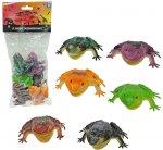Детский игровой набор 1toy Т50503 В мире животных, лягушки (6шт)