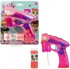 Пистолет для мыльных пузырей LOL Т17301