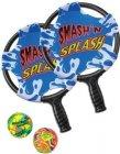 Набор для игры с мячом в воде 1toy 2 ракетки, 2 мяча (Т59926)