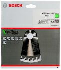 Круг пильный Bosch Ф160х20 мм, 36 зубьев (2.608.640.597)