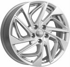 Колесный диск K-K Renault Koleos (КСr883) 7,0\R18 5*114,3 ET35 d66,1Silver SK (75066SK)