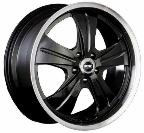 Колесный диск RW Premium НF-611 10,0\R22 5*130 ET45 d71,6 DB P (85567989456)