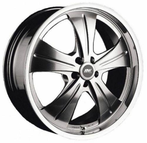 Колесный диск RW Premium НF-611 10,0\R22 5*130 ET45 d71,6 SPT D/P (85687155869)