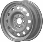 Колесный диск ТЗСК Nissan Qashqai 6,5\R16 5*114,3 ET40 d66,1 серебро (00-00000005)