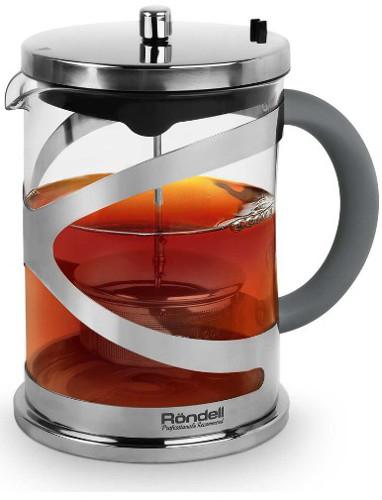 Заварочный чайник Rondell RDS-1061 Crystal Grey, 1 л