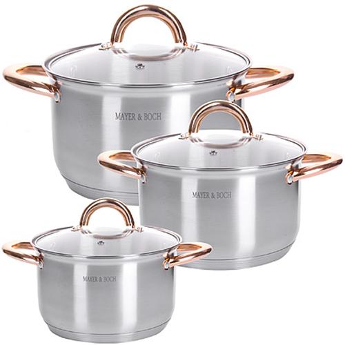 Набор посуды MAYER-BOCH 28813 (6 предметов)