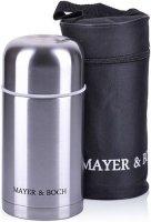 Термос MAYER-BOCH 0,8 л, с чехлом-сумкой (28041)