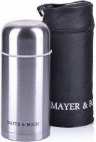 Термос MAYER-BOCH 1 л, с чехлом-сумкой (28042)