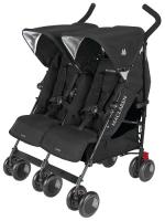 коляски для двойни и погодок Коляска для двойни и погодок MACLAREN Twin Techno Black (WM1Y130012)