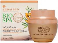 Крем для лица SEA-OF-SPA Bio Spa, защитный, с маслом облепихи, 50 мл (7290012934537) маска для лица sea of spa bio spa 150 мл 7290016846959