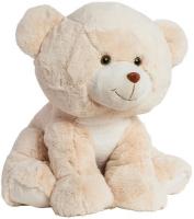 мягкая игрушка медведь choco сидячий в вязанной шапке с сердечками Мягкая игрушка MOLLI Мишка сидячий, 60 см (7941SW_MT)