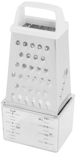 Объявления Терка REGENT-INOX 93-AC-GR-06 Presto, с контейнером, 15 см Орехов