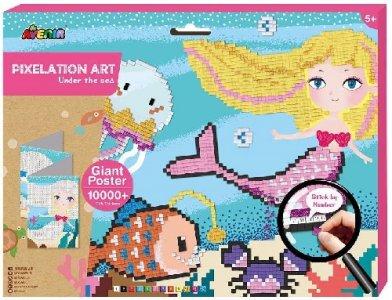 Купить мозаику AVENIR Подводный мир (CH191597) в интернет-магазине ЭЛЬДОРАДО, цена, характеристики, отзывы
