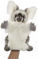 Игрушка на руку HANSA-CREATION Коала, 23 см (4030) hansa мягкая игрушка hansa экзотические животные коала с детенышем 28 см