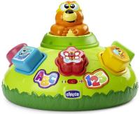 интерактивные игрушки Интерактивная игрушка Chicco Крот, двуязычная (00007710000180)